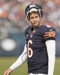 Shut up Jay Cutler