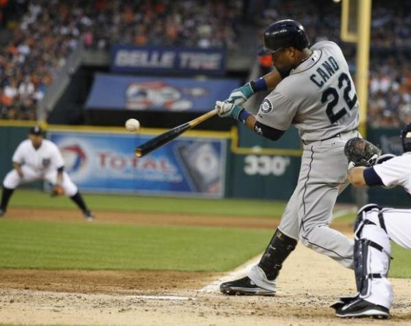 That's an awesome swing and all, but can you be more than just an MVP candidate for us?